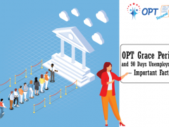 OPT Grace Period and 90 Days Unemployment