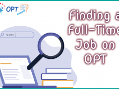 How To Get A Job On OPT