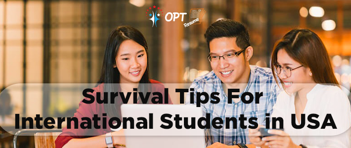 Survival Tips for International Students in the USA