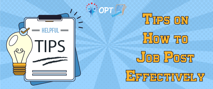 Effective Advice For Employers on How to Post Jobs For Free