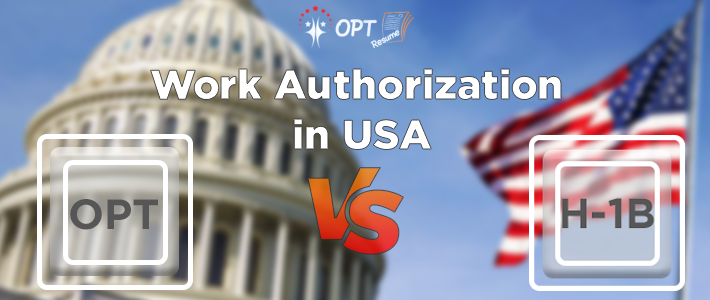 OPT vs H-1B: Difference Between OPT and H1B Visa
